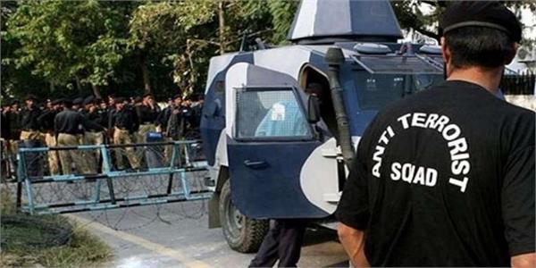 madhya pradesh ats police arrested two simi terrorists