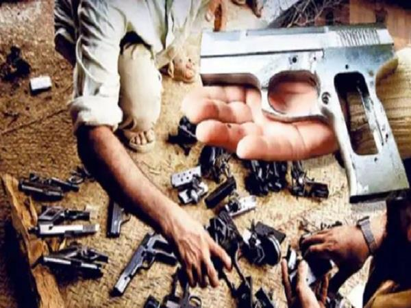 ludhiana is becoming the hub of illegal arms