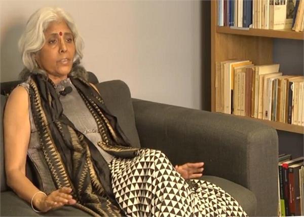 हिंदी कवयित्री  तेजी को मिली स्वीडन के राजा से 'नाइट' की उपाधि