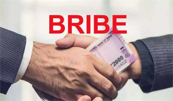 asi of kharar police station overcomes 10 thousand bribes