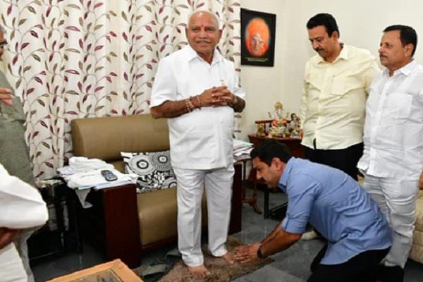 karnataka by election yeddyurappa kumaraswamy bjp