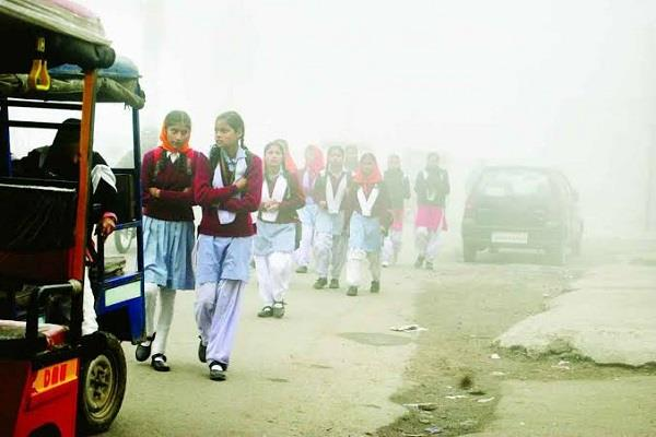 cold in up all schools and colleges closed till december 24 in lucknow