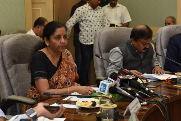 sitharaman to hold pre budget meeting with heads of public sector banks