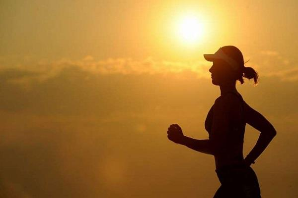 running women remain more fit