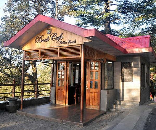 municipal corporation has taken possession of book cafe