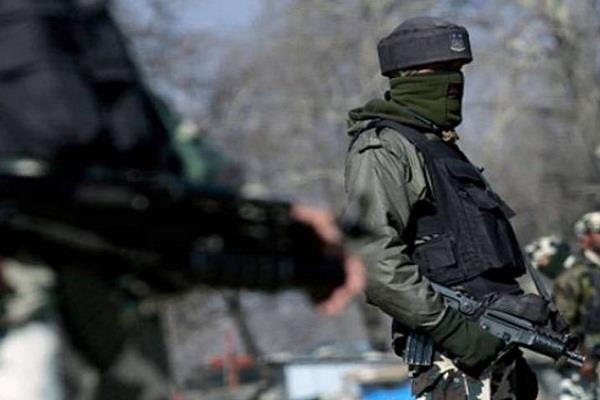 hizbul terrorist surrenders in kashmir decides live normal life