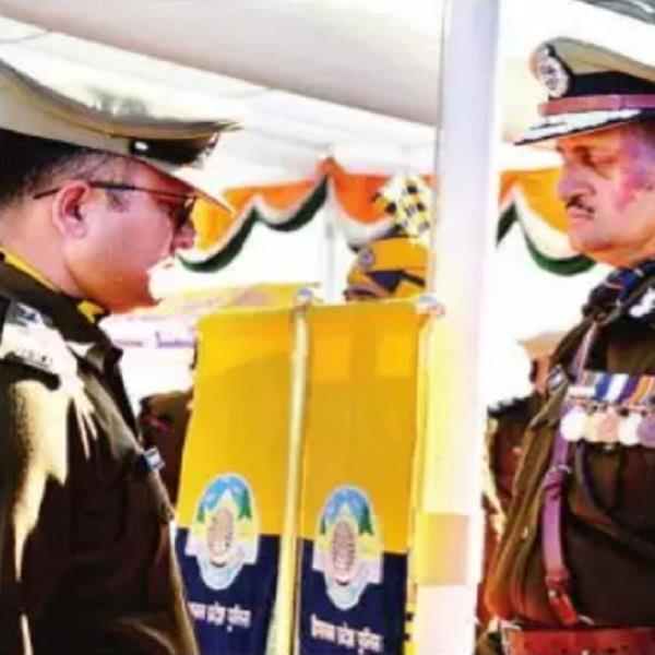 police personnel