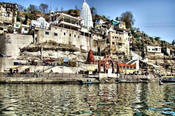 cm kamal nath approves 156 crore plan development omkareshwar temple