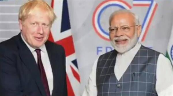 uk election conservative party video features modi to woo indian voters