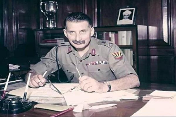 field marshal sam manekshaw indira gandhi pakistan