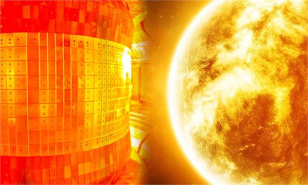 china s artificial sun 10 times hotter than the real sun