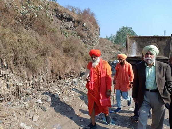 ngt was surprised to see garbage on variyana dump