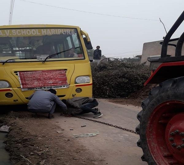 accident school van