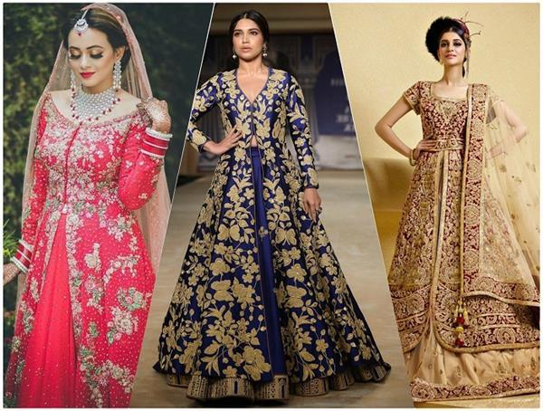 Fashion Trend! विंटर वेडिंग के लिए परफेक्ट है जैकेट स्टाइल लहंगे