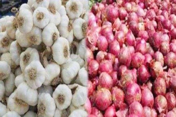 outcry garlic onion prices taste food