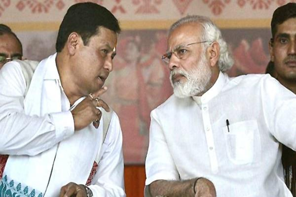 citizenship law sonowal will meet pm modi shah to protest in assam