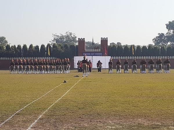 passing out parade at punjab armed police
