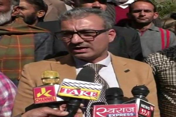 first meeting nc leaders article 370 removed demands release leaders