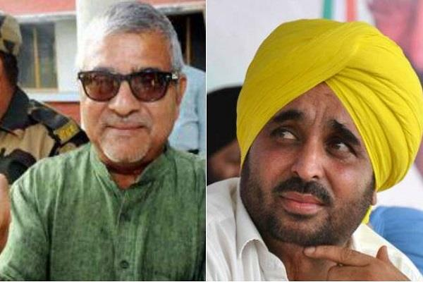 dr gandhi advice to bhagwant mann quit drinking