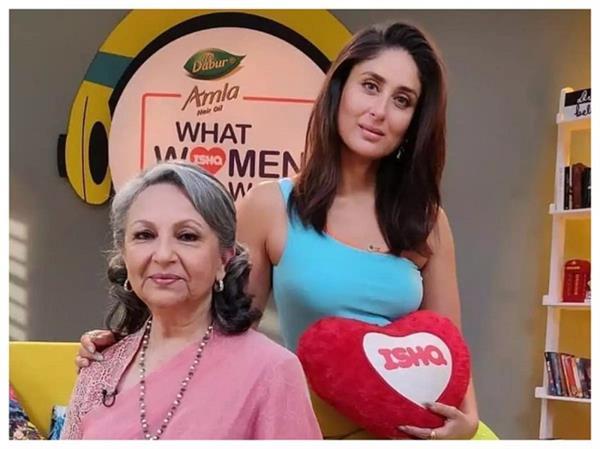 करीना ने जब सास से पूछा- बेटी और बहू में क्या अंतर होता है, तो शर्मिला ने दिया ऐसा जवाब