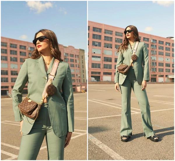 Fashion: सोनम का लेटेस्ट 'लेडी बॉस' लुक है ऑफिस के लिए Best !