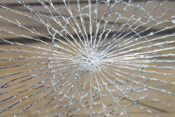 despite vigilance glass breaks of 8 10 cars in kathmandi