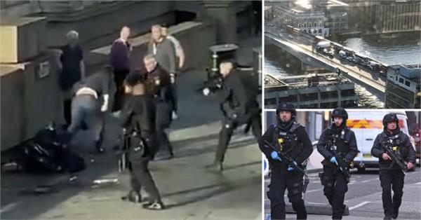 london bridge attack terrorist s accomplice pakistani arrested
