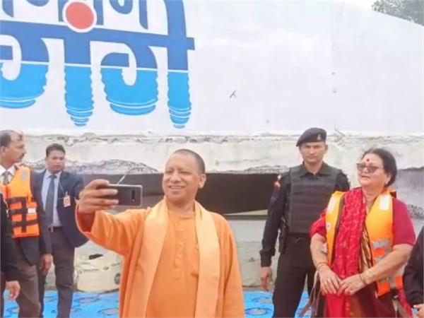 yogi took stock of preparations for prime minister s visit