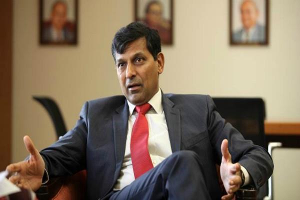 raghuram rajan said on economic slowdown