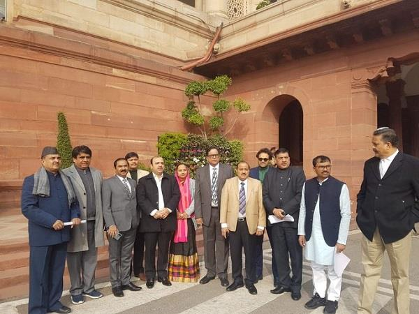bsp delegation met with president demand for withdrawal of caa law
