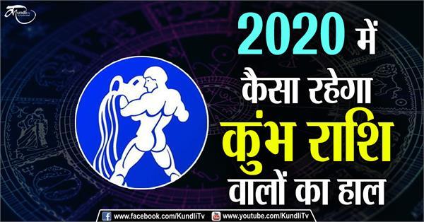 kumbh rashifal 2020