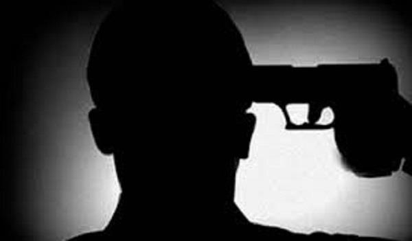 bsf asi shot himself dead