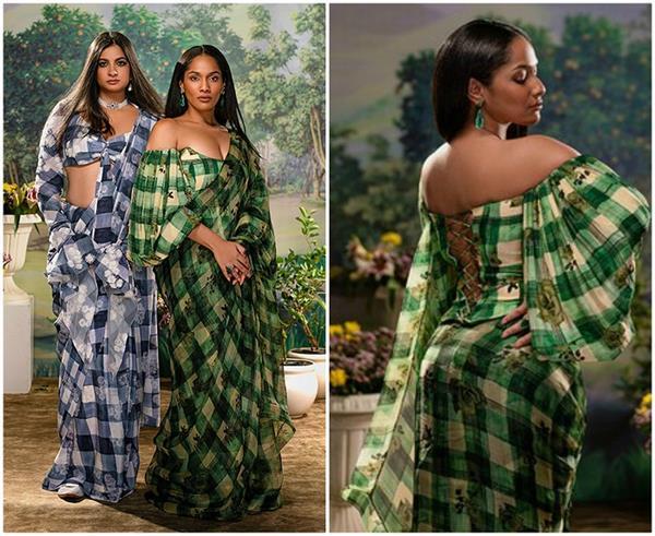 मसाबा गुप्ता का ये कलेक्शन है नया FashionTrend!