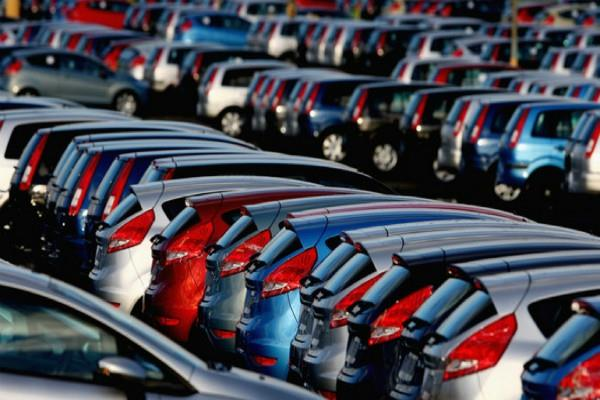 vehicle sales down by more than 12 percent in november 2019