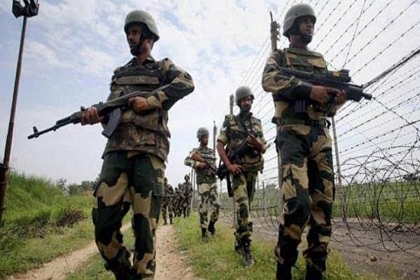 army befitting reply firing rajouri 4 pakistani soldiers killed