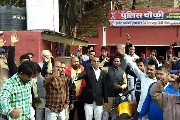 Image result for दलित छात्रा का मुंह काला कर घुमाया