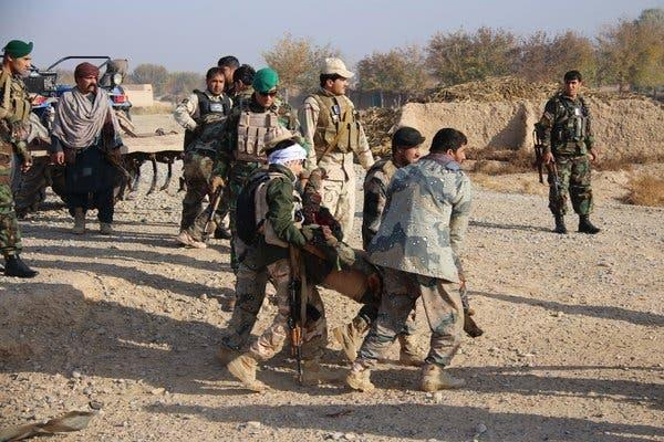 insider attack kills 9 afghan militia