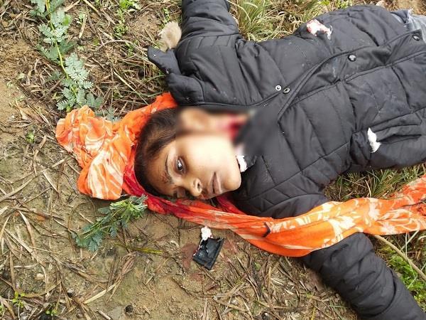 girl strangled to death in fazilka