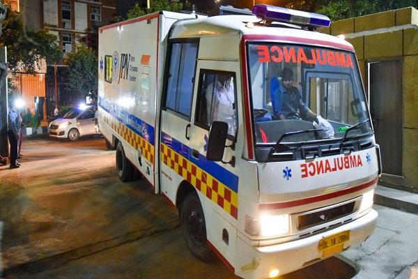 unnao ventilator delhi safdarjung hospital