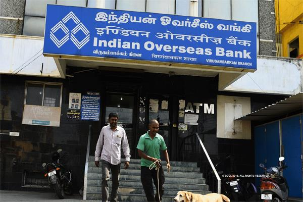 government infused rs 4 360 crore in indian overseas bank