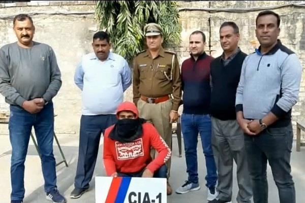 crime branch cia 1 yamunanagar success arrests created panic