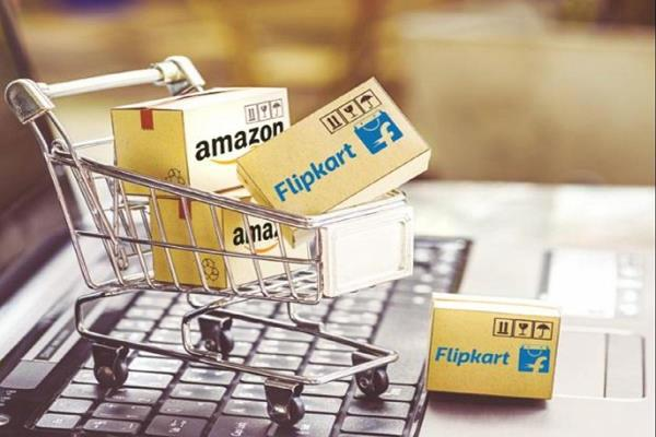retail traders demand action against flipkart amazon for