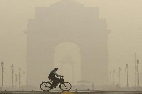 meteorological department warns of thick fog