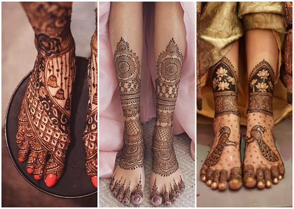 आप भी हैं Foot Mehndi की शौकीन तो यहां से लीजिए ट्रेंडी डिजाइन्स