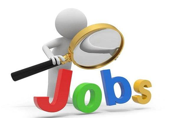good news for unemployed sjvn limited recruitment