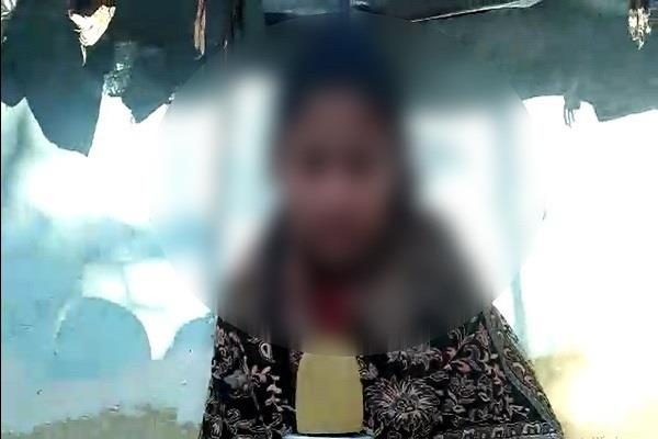 accused raping 14 year old minor shivpuri girl s father 2 month pregnancy