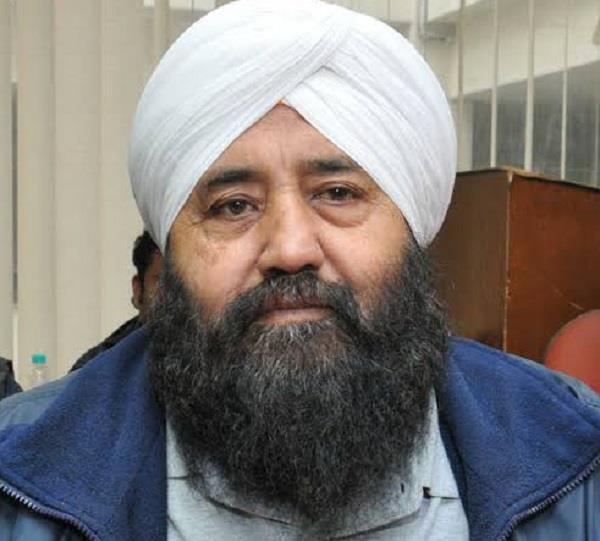 former councilor joginder singh tony died