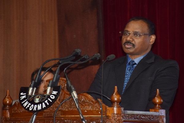 kashmir displaced employees land accommodation 15 lt governor