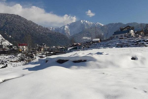 j k and ladakh continue fall mercury night tremendous cold dras