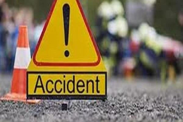 accident 1 died
